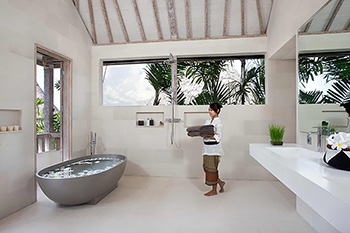 Bathroom of Villa Adasa Bali