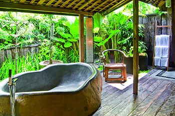 Bathroom of Villa Asli Bali