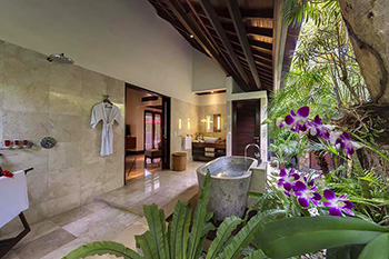 Bathroom of Villa Asta Bali