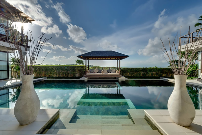 Breathtaking View from Villa Jamalu Bali