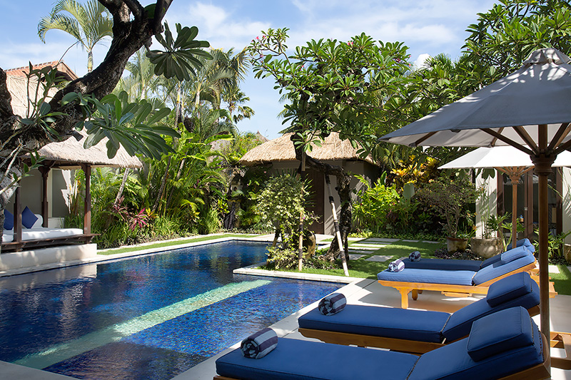 Swimming Pool at Villa Jemma Bali