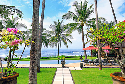 Villa Pushpapuri Bali Beachfront Villas in Sanur