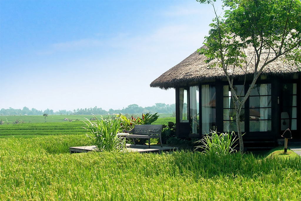 Hotels in Bali with Peaceful Environment - Waka Gangga